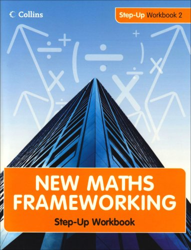 9780007302864: New Maths Frameworking - Step Up Workbook 2