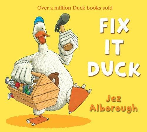 9780007302895: Fix-It Duck