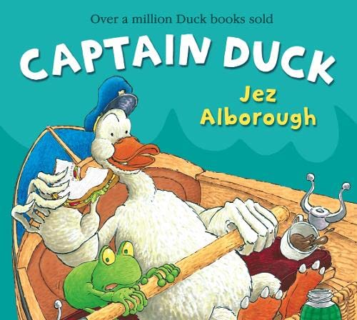9780007302901: Captain Duck
