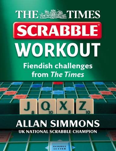 9780007303038: The Times Scrabble Workout