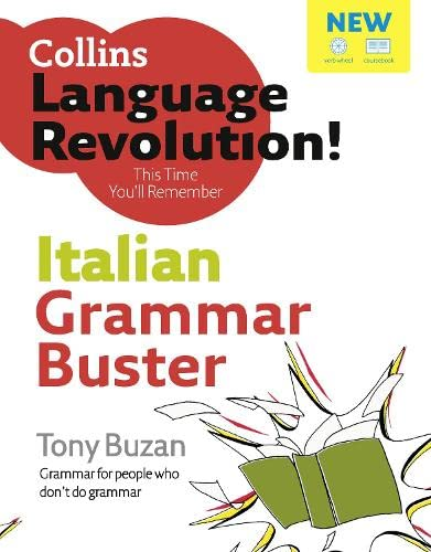 9780007303045: Italian Grammar Buster (Collins Language Revolution)