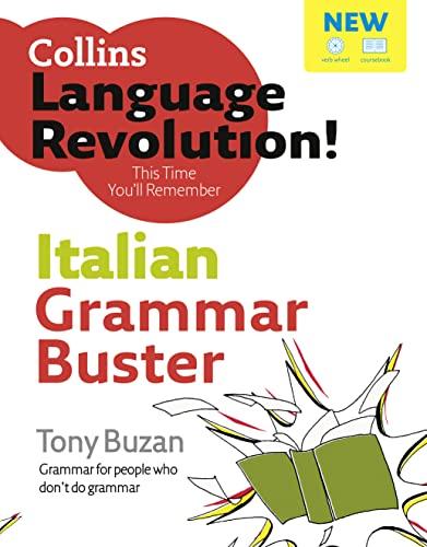 9780007303045: Collins Language Revolution! ? Italian Grammar Buster