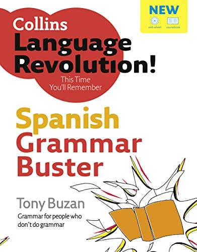 9780007303052: Collins Language Revolution! - Spanish Grammar Buster