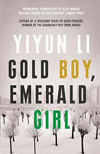 9780007303106: Gold Boy, Emerald Girl