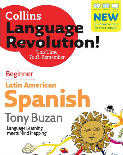 9780007303427: Latin American Spanish: Beginner (Collins Language Revolution)