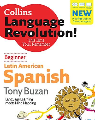 9780007303427: Latin American Spanish: Beginner (Collins Language Revolution)