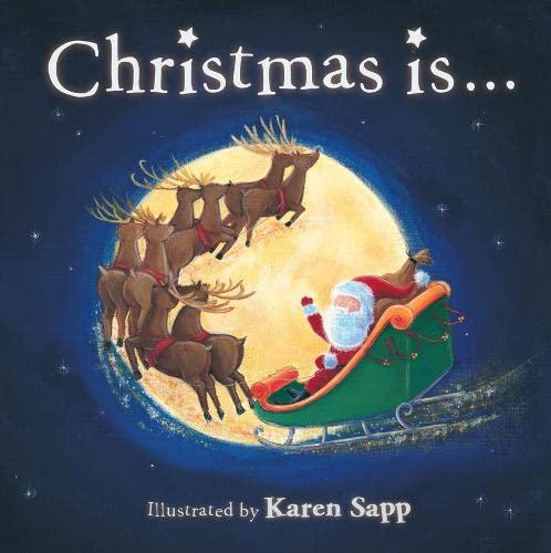 9780007303755: Christmas Is...