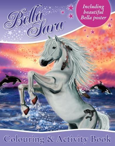 9780007303830: Bella Sara - Colouring and Activity Book