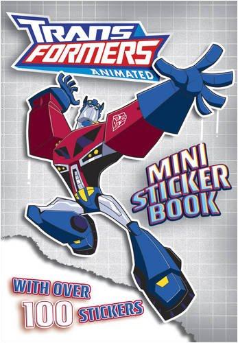 9780007303915: Transformers Animated - Mini Sticker Book