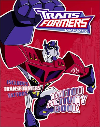 9780007303922: Activity Book (Transformers Animated)