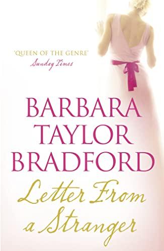 9780007304141: Letter from a Stranger