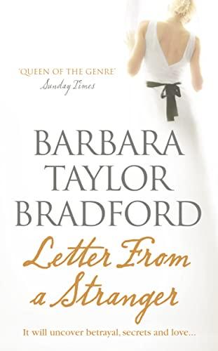 9780007304158: Letter from a Stranger