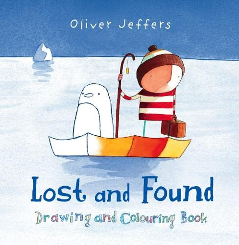 9780007304332: Lost and Found Drawing and Colouring Book
