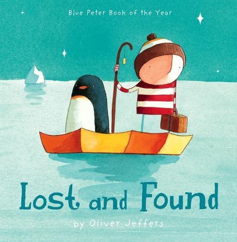 9780007304349: Lost and Found - Board Book
