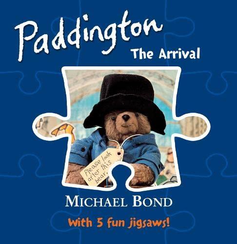 9780007304370: Paddington - The Arrival: Jigsaw Book