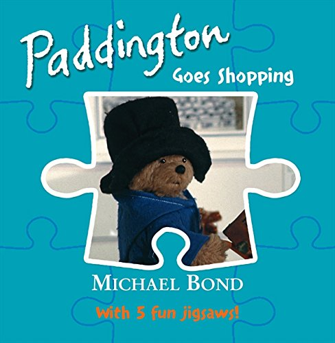 9780007304387: Paddington - Goes Shopping: Jigsaw Book