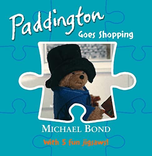 9780007304387: Paddington - Goes Shopping: Jigsaw Book