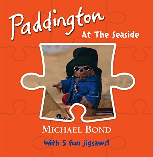 9780007304394: Paddington - At the Seaside: Jigsaw Book