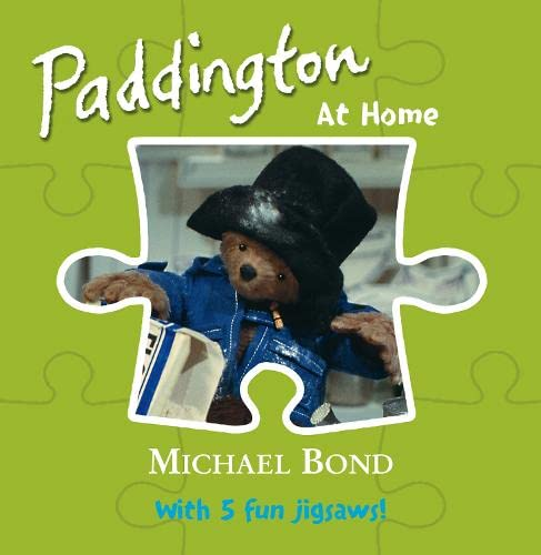 9780007304400: Paddington - At Home: Jigsaw Book