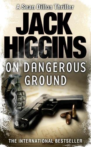 9780007304523: On Dangerous Ground (Sean Dillon Series)