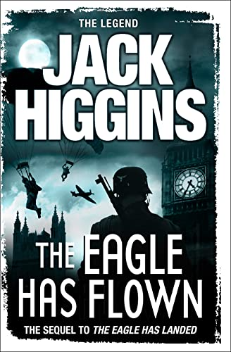 9780007304653: The Eagle Has Flown