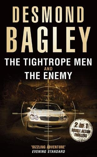 9780007304752: The Tightrope Men / The Enemy: AND The Enemy