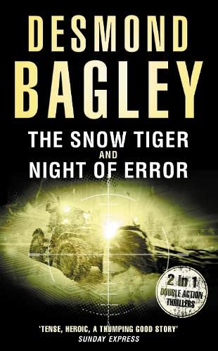 The Snow Tiger / Night of Error (0007304811) by Bagley, Desmond
