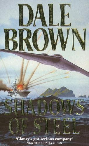 9780007305261: Shadows of Steel (Patrick McLanahan, #5)