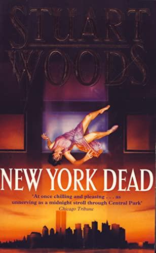 9780007305438: New York Dead