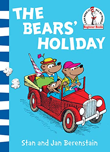 9780007305803: The Bears' Holiday: Berenstain Bears (Beginner Series (Berenstain Bears))