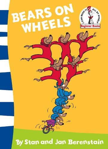 9780007305810: Bears on Wheels (I Can Read It All by Myself Beginner Books)