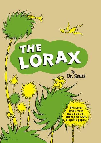 9780007305827: The Lorax. by Dr. Seuss