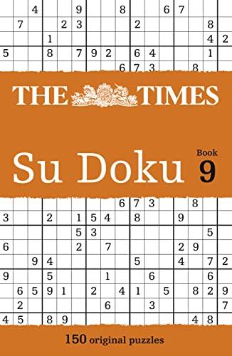 9780007305841: The Time Su Doku Book 9 (Times Sudoku) (Bk. 9)