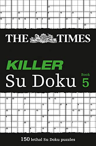The Times Killer Su Doku 5 (Bk. 5): The Times Mind Games