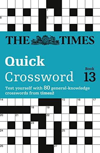 9780007305865: Times 2 Crossword Book 13