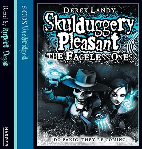 9780007306237: The Faceless Ones (Skulduggery Pleasant - book 3)