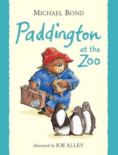 9780007307081: Paddington at the Zoo (Paddington Book & CD)