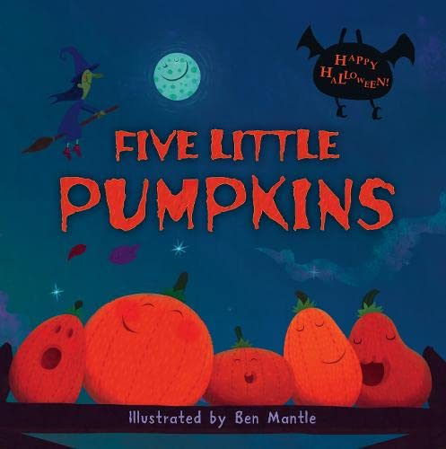 9780007307555: Five Little Pumpkins