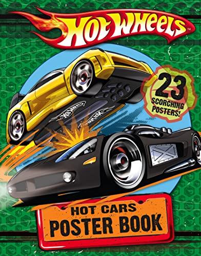 9780007307562: Hot Cars Poster Book (Hot Wheels)
