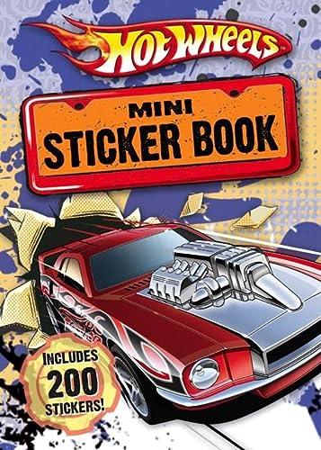 9780007307586: Mini Sticker Book (Hot Wheels)