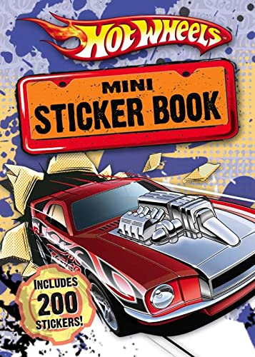 9780007307586: Hot Wheels - Mini Sticker Book