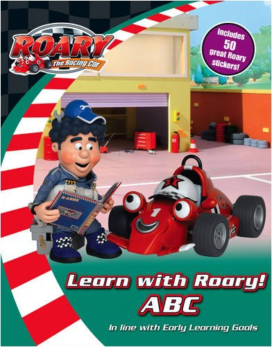 9780007307791: Roary the Racing Car - Learn with Roary! ABC