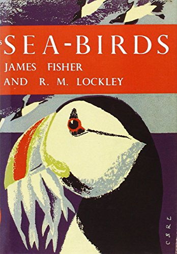 9780007308200: Sea-Birds (Collins New Naturalist Library, Book 28)
