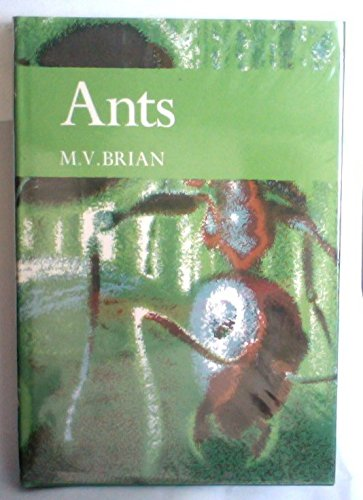 9780007308378: Ants (Collins New Naturalist Library, Book 59)