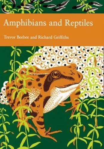 9780007308620: Amphibians & Reptiles (Collins New Naturalist Library, Book 87)