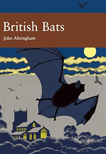9780007308682: British Bats (Collins New Naturalist Library, Book 93)