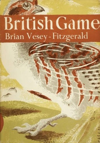9780007308743: British Game (Collins New Naturalist Library, Book 2)