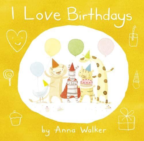 9780007309108: I Love Birthdays (I Love Ollie)