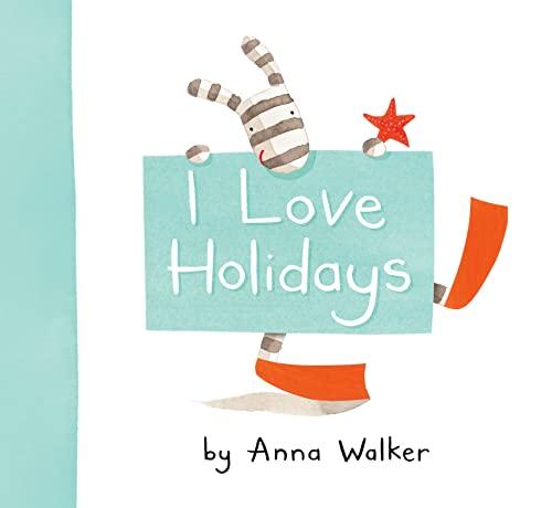 9780007309115: I Love Ollie – I Love Holidays