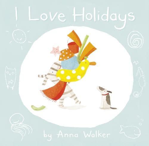 9780007309122: I Love Holidays (I Love Ollie)
